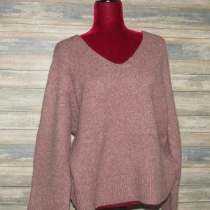 Calvin Klein Jeans Pullover Sweater pink